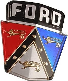 DENNIS CARPENTER FORD RESTORATION PARTS Hood Emblem - Compatible with Ford