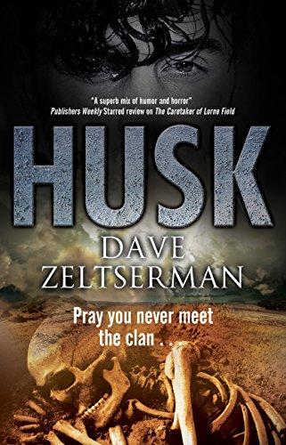 Image of Husk: A contemporary horror novel