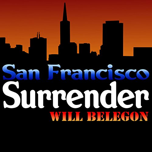 San Francisco Surrender  By  cover art
