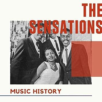 The Sensations - Music History