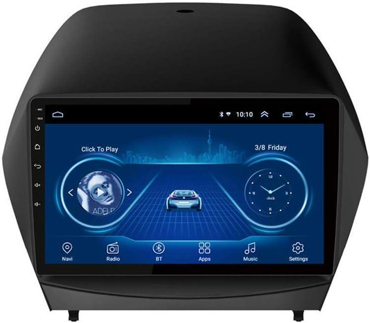 DSP Navegación GPS para Hyundai IX35 del Coche de 9 Pulgadas de Alta definición de la Pantalla capacitiva Multi-táctil de Coches Navegador Satelital Soporte de vídeo Juega Bluetooth estéreo