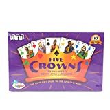 QKQK Five-Star Crown Board Game Cards Have Fun with Friends and Family