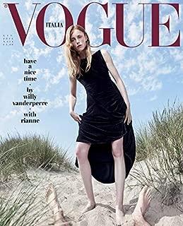 Vogue Italia Magazine (June, 2018) Doutzen Kroes, Mica Arganaraz & Rianne Van Rompaey Covers
