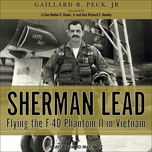 Sherman Lead audiobook cover art