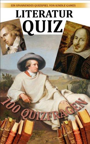 Literaturquiz: 100 Quizfragen