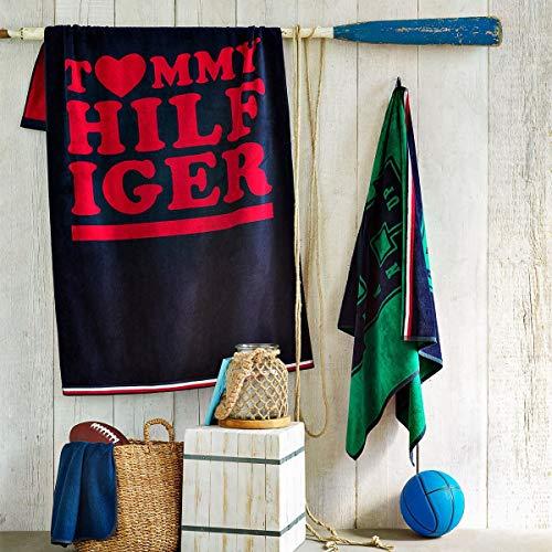 Tommy Hilfiger Toalla de playa Love 90 x 170 cm
