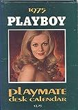 1975 Playboy Playmate Desk Calendar
