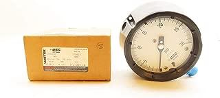 USG 170023X Pressure Gauge 4-1/2IN 1/2IN NPT 0-30PSI
