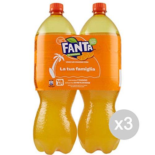 Set 3 FANTA fles Lt 1,5 Dolce Bipak Italiana Bevanda Analcolita