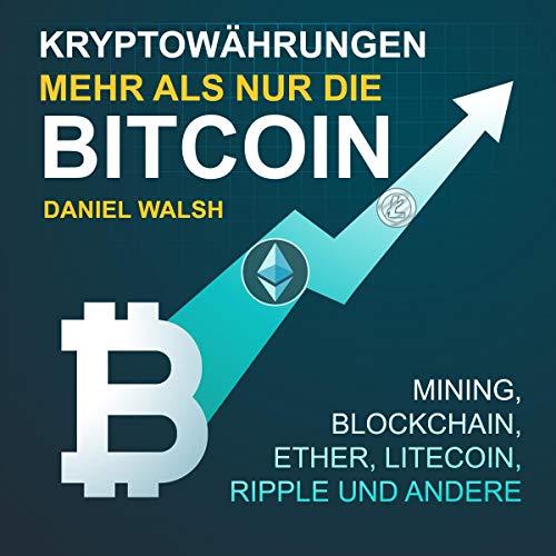 Page de couverture de Kryptowährungen - Mehr als nur die Bitcoin