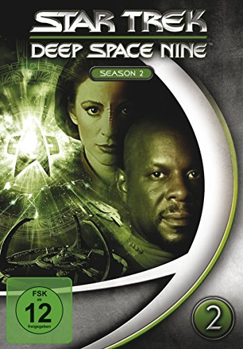 Star Trek - Deep Space Nine: Season 2 [7 DVDs]