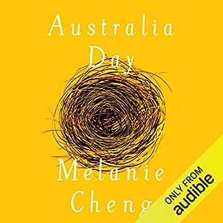 Australia Day audiobook cover art