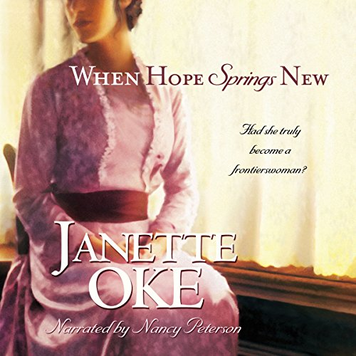 When Hope Springs New audiobook cover art