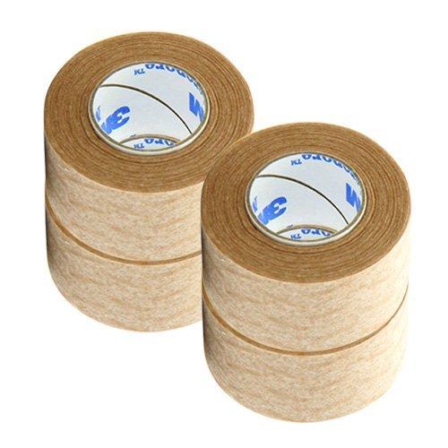 3M マイクロポアーサージカルテープ スキントーン 1533-1(全長9.1m×幅2.5cm) (4個セット)