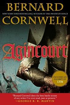 Agincourt: A Novel by [Bernard Cornwell]