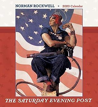 Norman Rockwell  Saturday Evening Post 2020 Wall Calendar