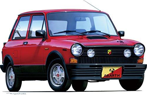 1/24 Rial Sports Car Series No.10 Autobianchi A112 Abarth