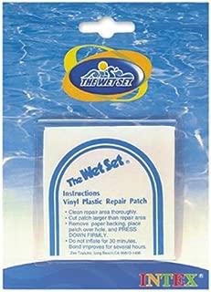 Intex Recreation 59631EP 6 Piece Pool Repair Patch