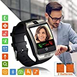 Tipmant Smartwatch Orologio Fitness Uomo Donna Smart Watch Android Touch Screen Orologi con SIM Slot...