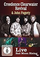 Credence Clearwater Revival - Creedence Clearwater Revival & John Fogerty - Live Bad Moon Rising (1 DVDMU)