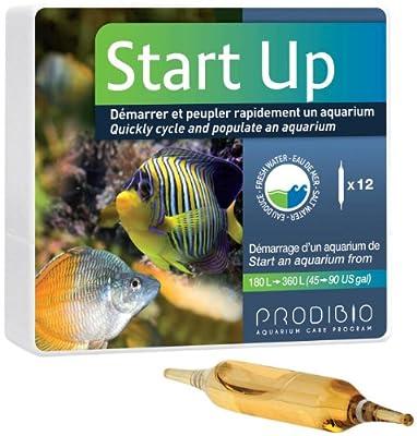 Prodibio Startup Set de 12 Ampoules pour Aquariophilie