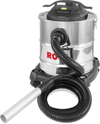 Rowi Aschesauger 1200 Watt RAS 1200/20/1 F INOX Premium