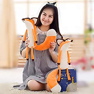 60Cm Plush Toys from The Movie Prince Fox Stuffed Soft I Animal Toys for Kids Boys Girls Gift New Must Haves 6 Year Old Girl Gifts The Favourite Anime Superhero