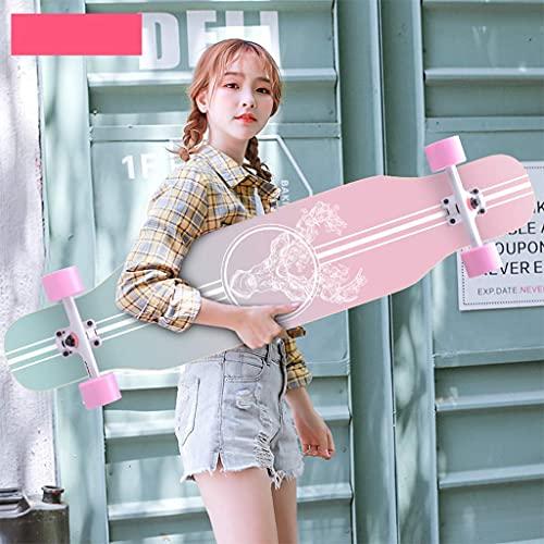 WYYHYPY Komplettes Longboard Skateboard...