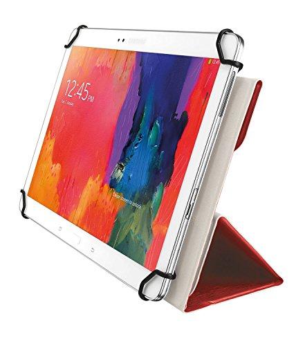 Trust Urban Aexxo housse Universelle Intelligente pour Tablettes 10.1 pouces - Rouge