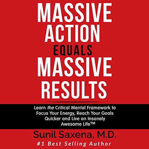 Massive Action Equals Massive Results cover art