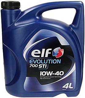 elf Evolution 700 STI 10W 40 Motoröl   4 Liter