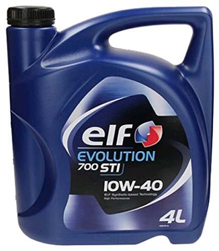 elf Evolution 700 STI 10W-40 Motoröl - 4 Liter