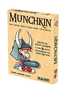 Raven - Munchkin, Italiano (B00D2Q6VI4) | Amazon price tracker / tracking, Amazon price history charts, Amazon price watches, Amazon price drop alerts