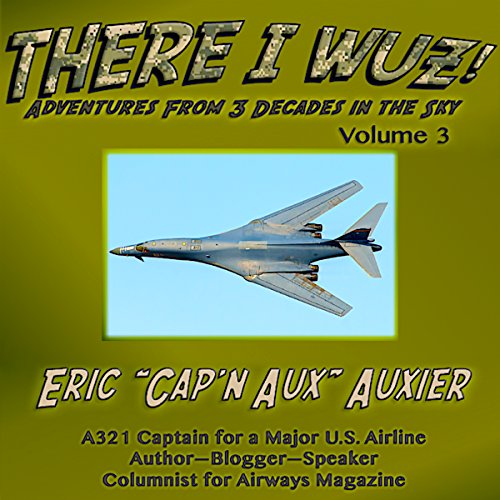 There I Wuz! Volume III audiobook cover art