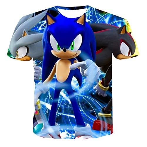 Kurzarm Summer Men Tee 3D-Druck Kinder T-Shirt Atmungsaktive Streetwear Freizeitkleidung Xxs-6Xl Plus Size Tops XXXL 63229