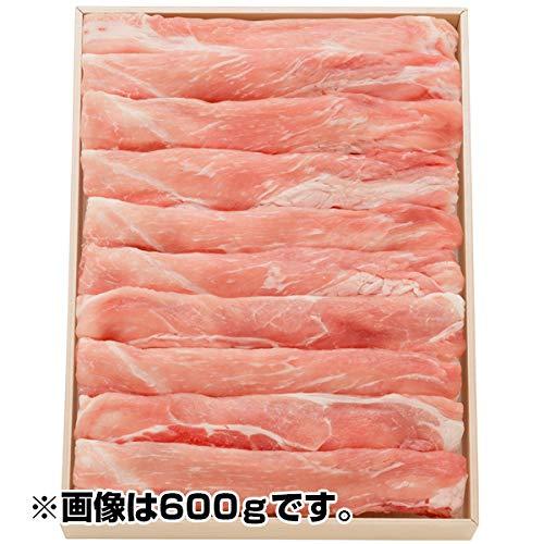 三重県産 三元豚 豚肉 さくらポーク もも しゃぶしゃぶ用 700g