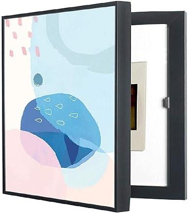 Decoración de pared LITING Cuadro de medidor eléctrico Cuadro de distribución de Pintura Decorativa Bloque de Pintura Cuadro de Pintura Push-Pull Mural Portón eléctrico Caja de alimentación