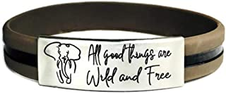 Save The Elephants Benefit Bracelet (7