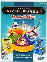 Juego Trivial Pursuit edición familiar