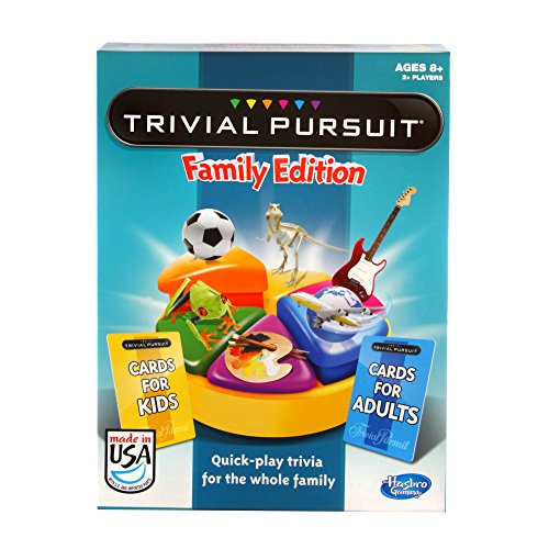 Hasbro Games Trivial Pursuit...