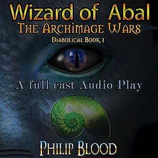 Wizard of Abal audiobook cover art