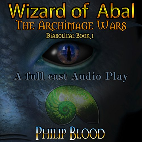 Wizard of Abal audiobook cover art