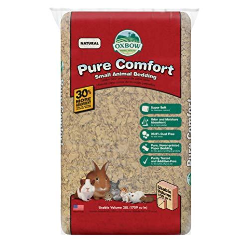 Oxbow Animal Health Pure Comfort Bedding, Natural,...