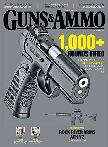 Hunting & Firearms Magazines