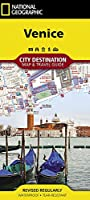 National Geographic City Destination Map Venice