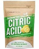 Citric Acid - 1 lb USA Made Pure for Bath Bombs - Gluten Free Kosher No GMO's - Verified for Organic Foods