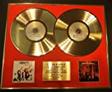 ABBA/Double CD Gold DISC/Record/Display/LTD.