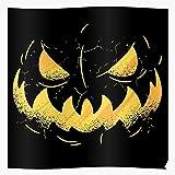 Happy Witch 2020 Pumpkin Scratcher Cat Halloween Home Decor