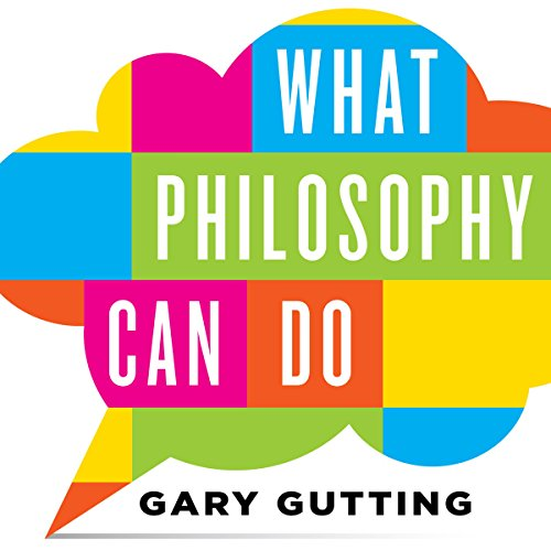 What Philosophy Can Do audiobook cover art