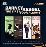 Songtexte von Barney Kessel - The First Four Albums